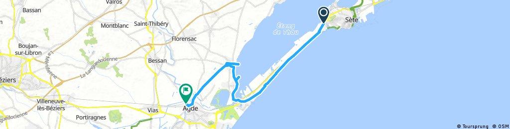 Sète–Agde