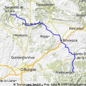 Pradoluengo - Covanera