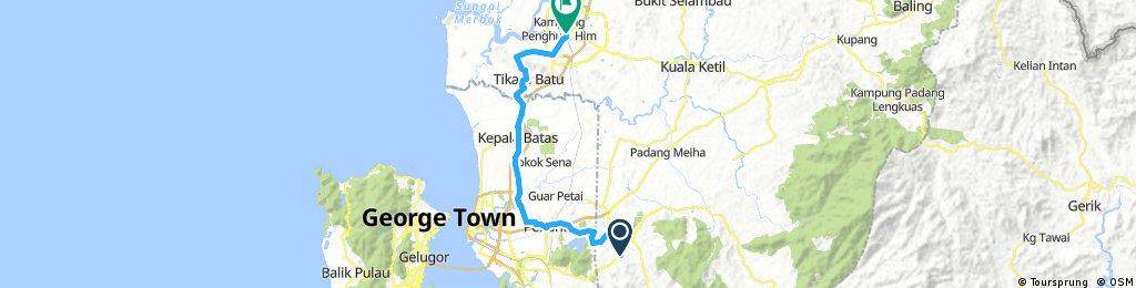 MY_Kulim - Sungai Petani