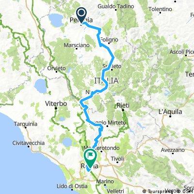 Perugia - Roma