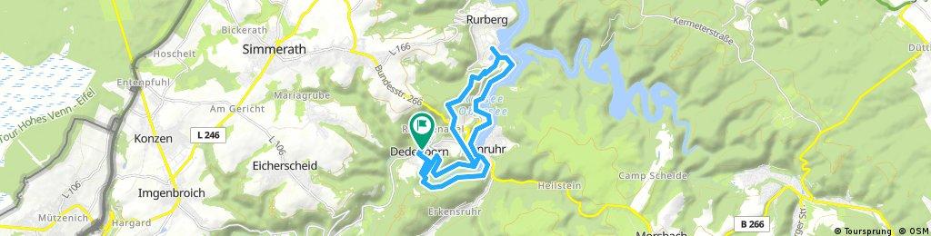 Dedenborn-Rurberg-Dedenborn