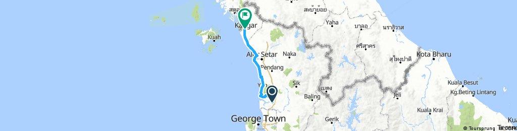 MY_Sungai Petani - Kangar