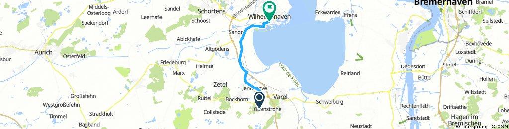 18-06/2 Varel - Wilhelmshaven