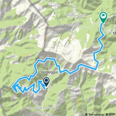 Alta via dei monti liguri tappa 4 mtb