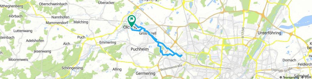Olching - Obermenzing - Olching
