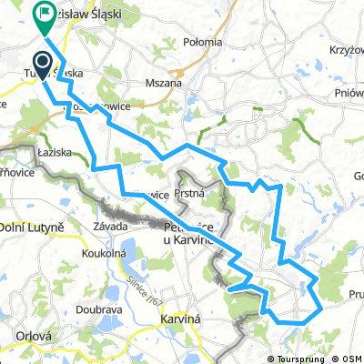 Turza-Konczyce 60km