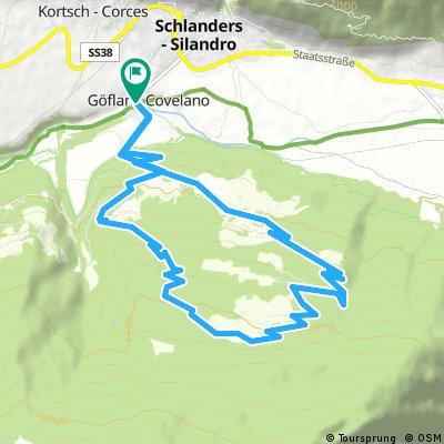 Hasl-Wieben-Tour mit Holy Hansen Trail S2