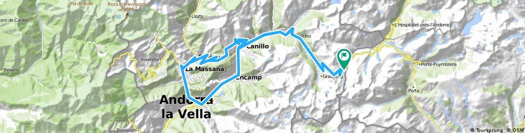 ZZZOrdino- Port d'Envalira (Pas de la Casa)-Soldeu-El Tarter-Canillo-Encamp-Andorra-La Massana-Ordino- Col d'Ordino-Arcalis-Canillo-Soldeu-El Tarter-Port d'Envalira (pas de la Casa)