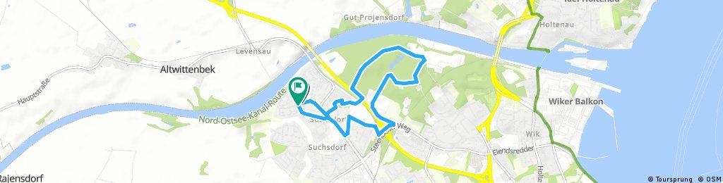 Suchdorf / Proj. Gehölz Rd.