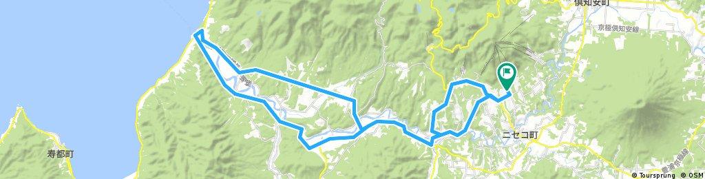 二世谷經典路線