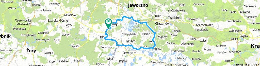 2017 Libiąż Oświęcim WTR