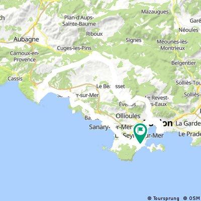 Corps de Garde - Grand Caunet - CHCV Toulon - 5 Nov. 17