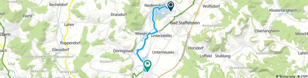 Bad Staffelstein Ebensfeld