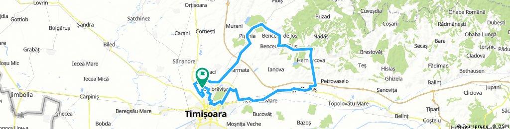 Tura Tm-Pischia-Herneacova-Recas-Tm