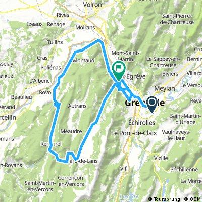 Tour Vercors