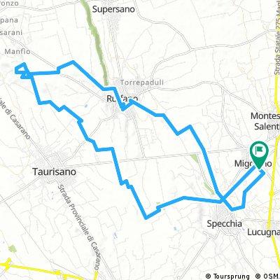 Manfio 35km