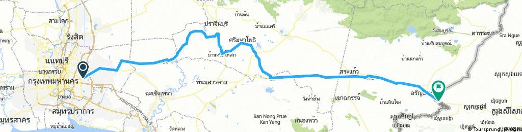 TH_Rangsit (Bankok) - Poipet (K)