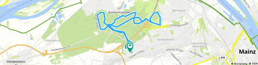 Lenneberg Trails - Flowig und mit Speed !