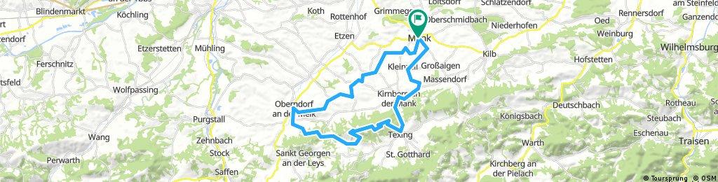 Oberndorfer Höhe-Texinger Berg