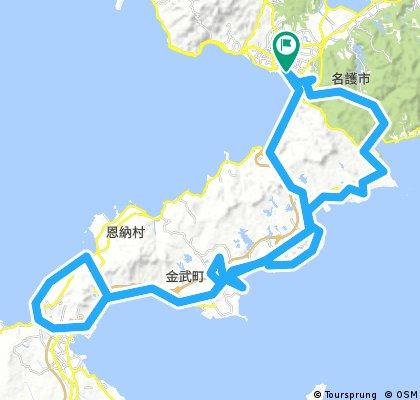 Tour de Okinawa 2017 (100km)