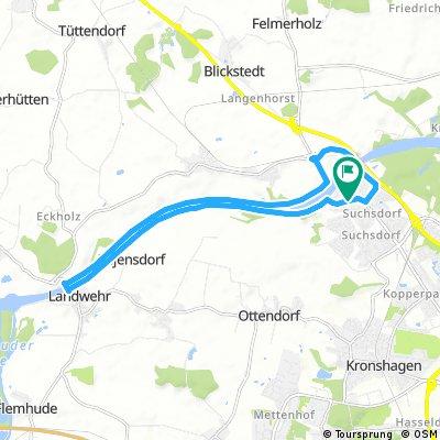 Suchsdorf - Landwehr Rd.
