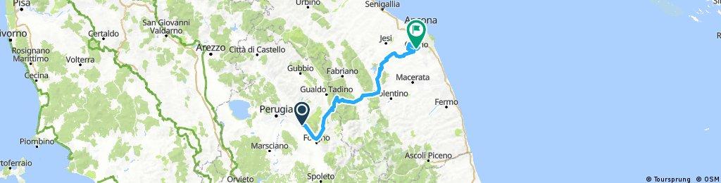 Giro 2018 Stage 11 Assisi-Osimo