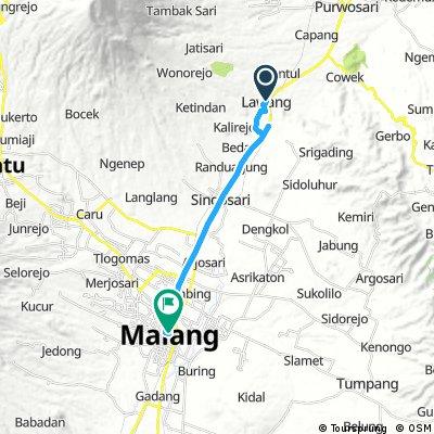 vers Malang