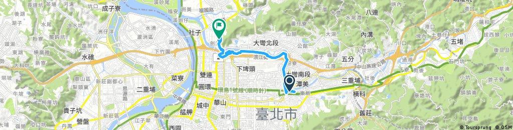 松山-劍潭