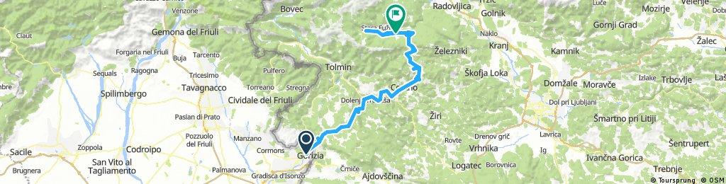 Gorizia-Bohinj