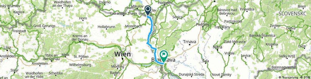 Breclav-Bratislava