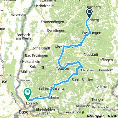 Schonach - Binzen