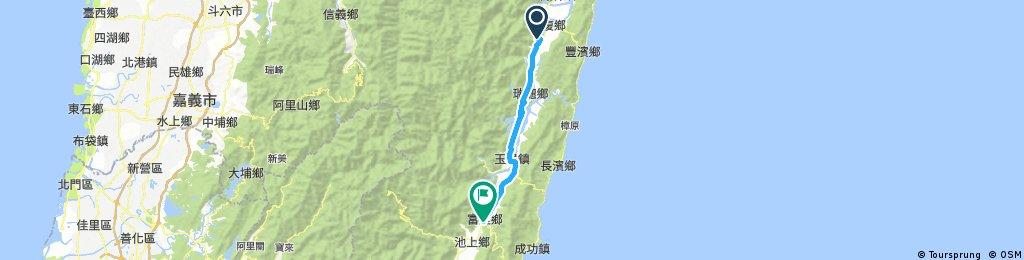 獨輪花東行day3(台9線)