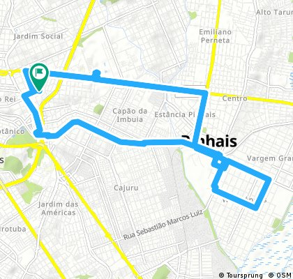 bike tour through Curitiba