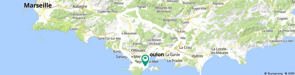 Faron - Siou-Blanc - CHCV la Valette - 12 Nov. 17