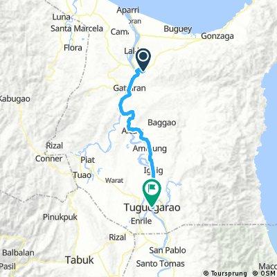 vers Tuguegarao