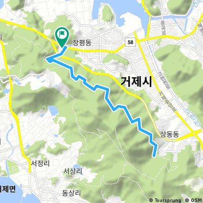 Gyeryeongsan route 1