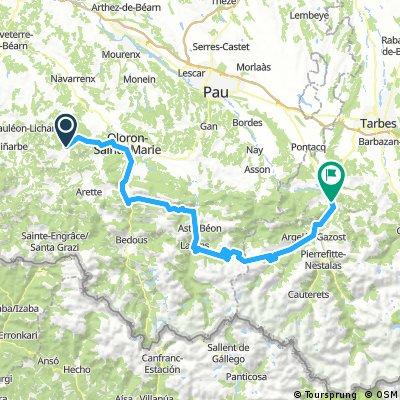 Pyrenees #2 Barcus -  Aspin -en Levedan