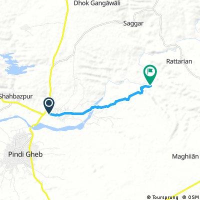 My Home To My School, GPS Kehwala.