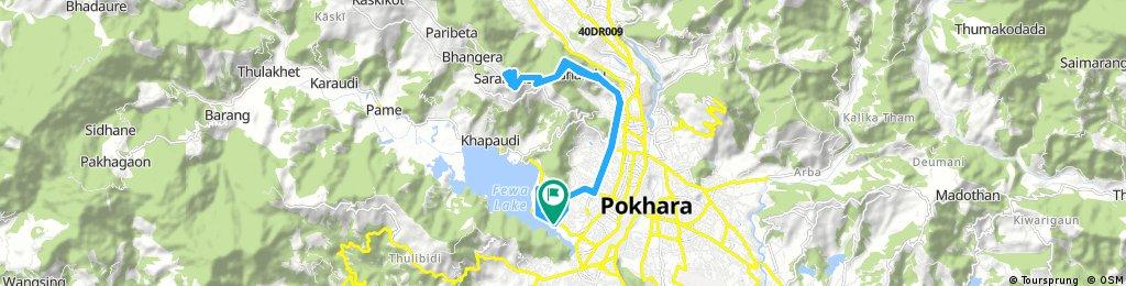 Nepal11 - Pokhara-Sarangkot