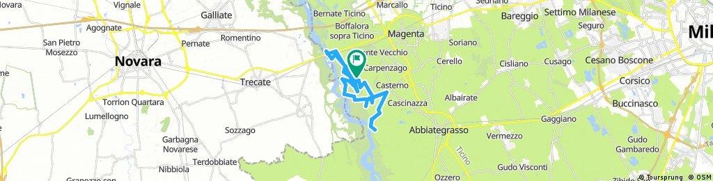 Parco del Ticino magenta