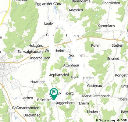 Ottobeuen - Erkheim
