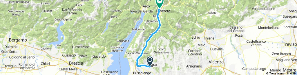 14 Sept - to Rovereto-F