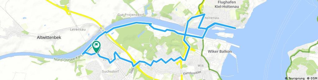 Suchdorf - Holtenau Rd.