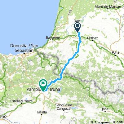 Compostela Dag 8
