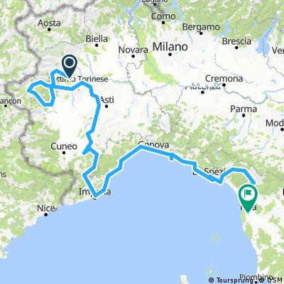 Piemonte - Liguria