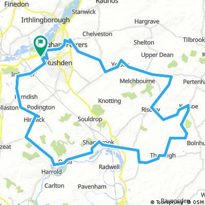 risley route