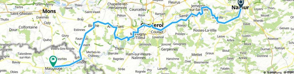 Namur Maubeuge 5