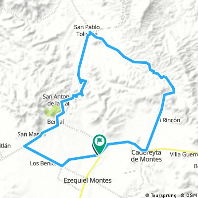 La etapa Querétaro