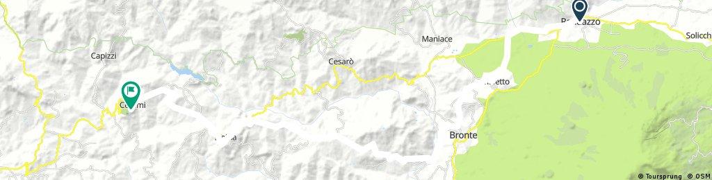 Day 11. Randazzo - Cerami
