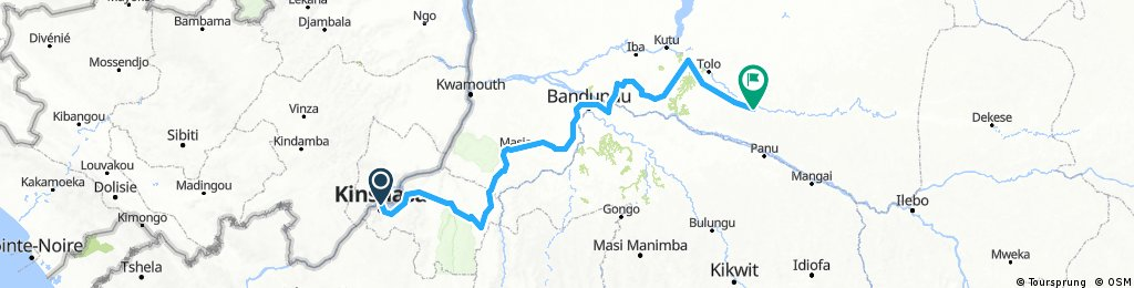 Mai Ndombe Province DRC
